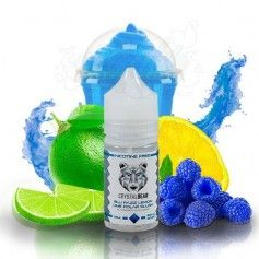 Liquido Blue Razz Lemon Lime Polar Slush - Crystal Bear