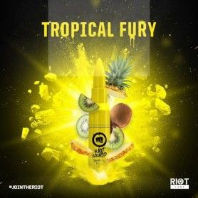 xxx Tropical Fury - Riot Squad