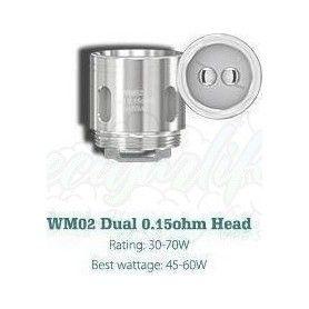 WM02 Dual 0.15HM - Wismec