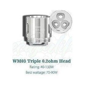 WM03 Triple 0.20oHm - Wismec