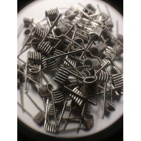 Fused Clapton 0.20 Ohm - Solo Coils