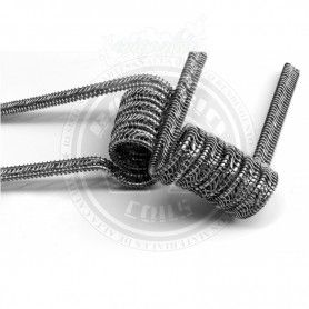 Resistencia Enigma Full Ni80 - Bacterio Coils