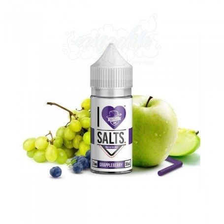 Grappleberry - I Love Salt