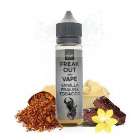Vanilla Praline Tobacco - Freak Out and Vape