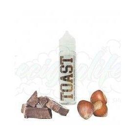 Chocolate & Hazelnut Spread - Toast