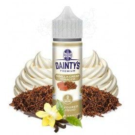 Vanilla Cream Tobacco - Dainty´s Premium