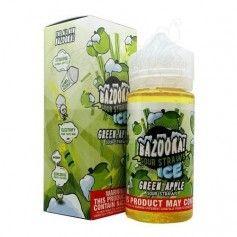 Green Apple 100ml de Bazooka