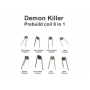 Pack 48 resistencias de 8 tipos - Demon Killer