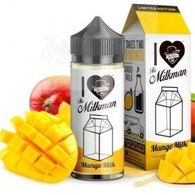 Mango Milk - I Love The Milkman By Mad Hatter