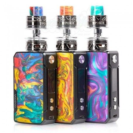 Drag Mini 117W + Uforce T2 - Voopoo