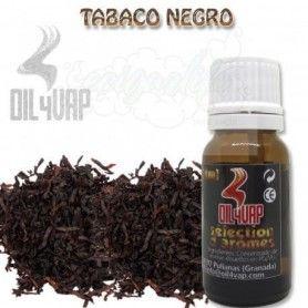 nacho Aroma Tabaco Negro - Oil4vap