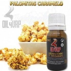 nacho Aroma Palomitas de Caramelo - Oil4vap