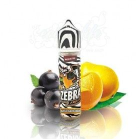 Mango Blackcurrant - Zebra Juice Fruitz