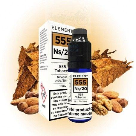 nacho 555 Tobacco Salt - Element