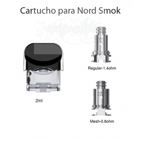 Nord Cartridge 2 ml - Smok