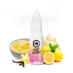 nacho Aroma Loaded Lemon Custard - Riot Squad