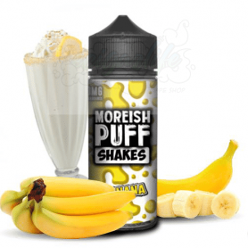 nacho Shake Banana 100ML - Moreish Puff