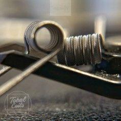 Resistencias Erizo Premium 014 Ohm - Tobal Coils