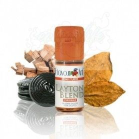 "nacho Aroma Tabacco ""layton Blend"" 10 ML - Flavour Art"