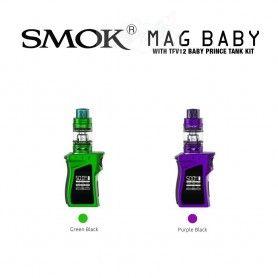 Kit Mag Baby avec TFV12 Prince Baby - Smok