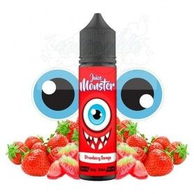 nacho Strawberry Savage 50 ML - Juice Monster