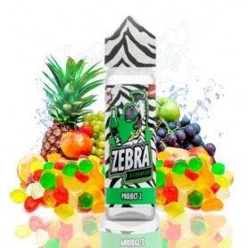 nacho Project Z 50 ML - Zebra Juice Scientist
