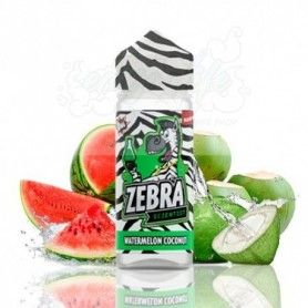 nacho Watermelon Coconut 50 ML - Zebra Juice Scientist
