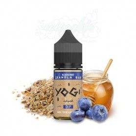 nacho Aroma Blueberry 30ML - Yogi E-Liquid