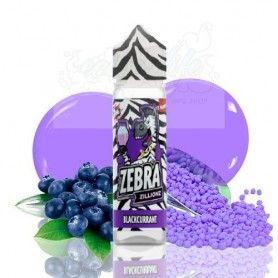 nacho Blackcurrant - Zebra Juice Zillionz