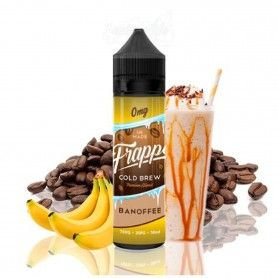 Banofee 50ML - Frappe