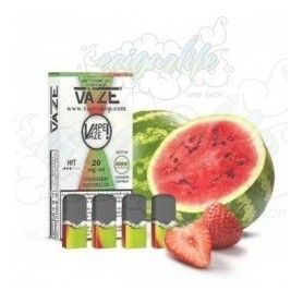 Toni Pod Strawberry Watermelon 20mg/ml (4pcs) - Vaze