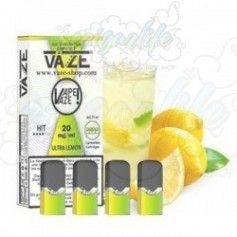 Toni Pod Ultra Lemon 20mg/ml (4pcs) - Vaze