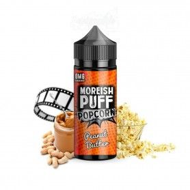 Candy Popcorn Peanut Butter 100 ML - Moreish Puff