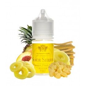 nacho Aroma Pineapple Peach Sours 30 ML - Kilo
