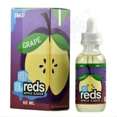 Grape Iced - Reds Apple Ejuice