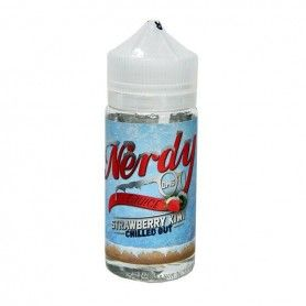 nacho Strawberry Kiwi Chilled 80ml - Nerdy