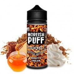 nacho Tobacco Honey Cream - Moreish Puff