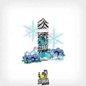 nacho Blue Z 50 ML - Zebra Juice Ice