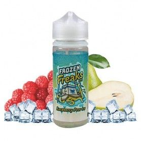 nacho Raspberry and Pear Ice - Frozen Freaks