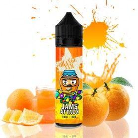 nacho Orange Marmalade 50 ML - Jams Attack