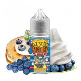 nacho Aroma Blueberry 30 ML - Pancake Factory