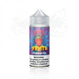 Strawberry Acai 100ML - Killa Fruits