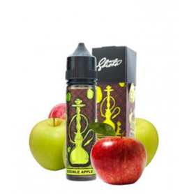 nacho Double Apple 50 ML - Nasty Juice Shisha