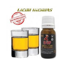 nacho Aroma VG Licor de Hierbas 10 ML - Oil4vap
