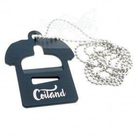 Abrebotellas con cadena - Coiland