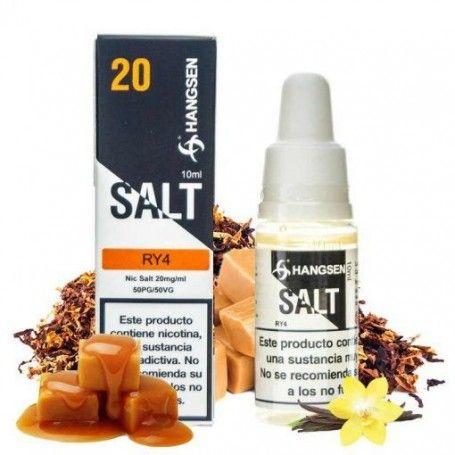 nacho Ry4 Salt - Hangsen Nic Salt