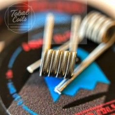 Resistencias Vape Over 0.10 Ohm - Tobal Coils