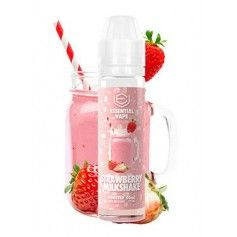Strawberry Milkshake 50ML - Bombo