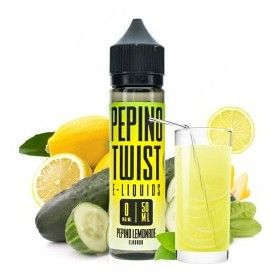 Pepino Lemonade 50ML - Twist E-liquid