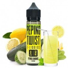 Pepino Lemonade 50ML - Twist E-liquid